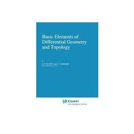 Basic Elements of Differential Geometry and Topology - Fomenko A.T.