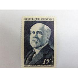 Raymond Poincaré,Y&T 864,neuf