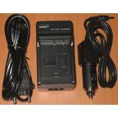 110 220V et 12V Chargeur pour batterie KYOCERA BP-800S//900S//1000S