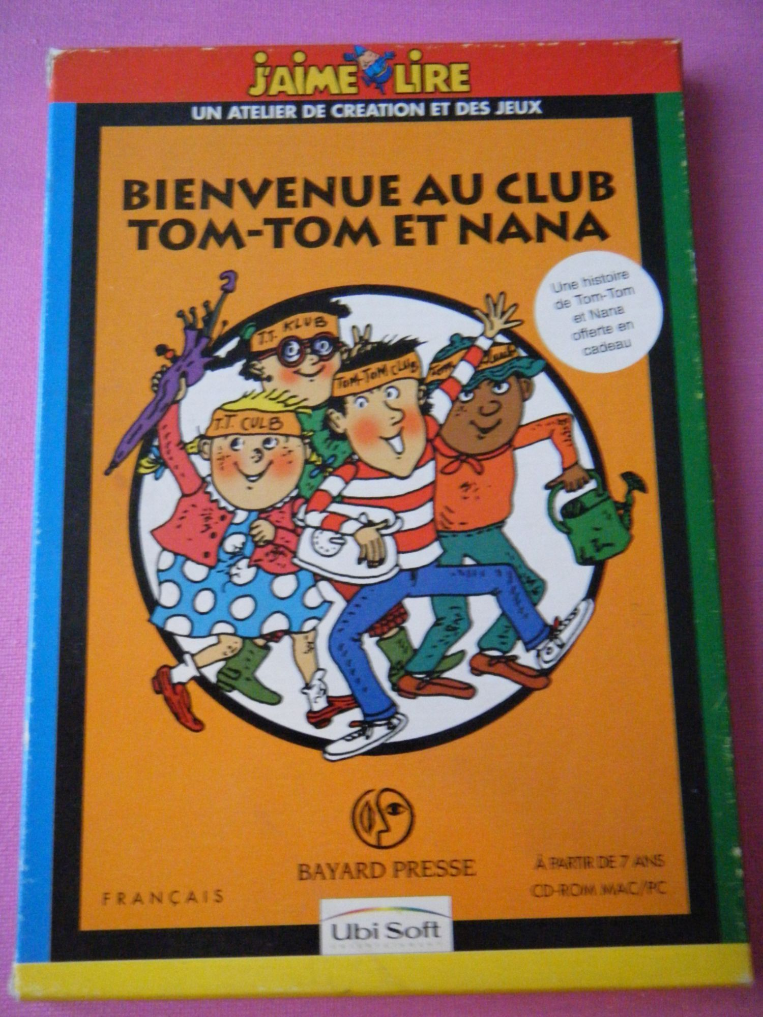 Bienvenue Au Club Tomtom Et Nana Rakuten