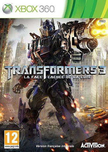 Transformers - La Face Cachée De La Lune