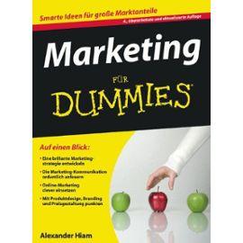 Marketing für Dummies - Alexander Hiam