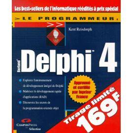 Delphi 4 - Kent Reisdorph