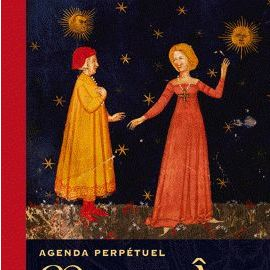 Agenda perpètuel  - MOYEN AGE -  Carnet d'adresse - Gaëlle Guilmard