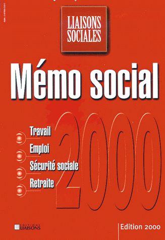 Memo Social Edition 2000 Droit Rakuten