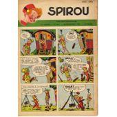 Calendrier 1951.Spirou 663 Calendrier 1951 Par Franquin