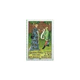 YVert Tellier FR 1991 N°2708 - Gaston Febus