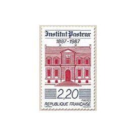 YVert Tellier FR 1987 N°2496 - Institut Pasteur