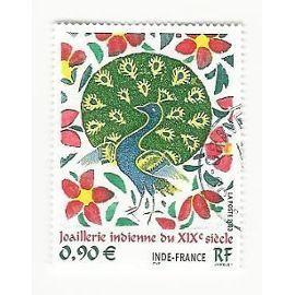 YVert Tellier FR 2003 N°3630 - Joaillerie indienne du XIX eme siecle