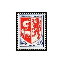 YVert Tellier FR 1966 N°1468 - Auch