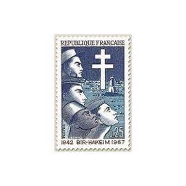 YVert Tellier FR 1967 N°1532 - Bir Hakeim