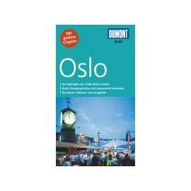 DuMont direkt Reiseführer Oslo - Michael Möbius