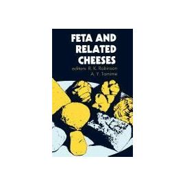 Feta and Related Cheeses - Tamime A.Y.