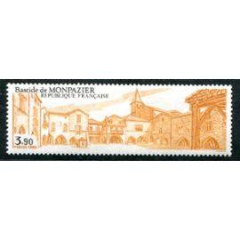 FRANCE année 1986 N° 2405 NEUF**BASTIDE DE MONPAZIER