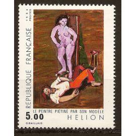 Tableau Jean Hélion YT N°2343