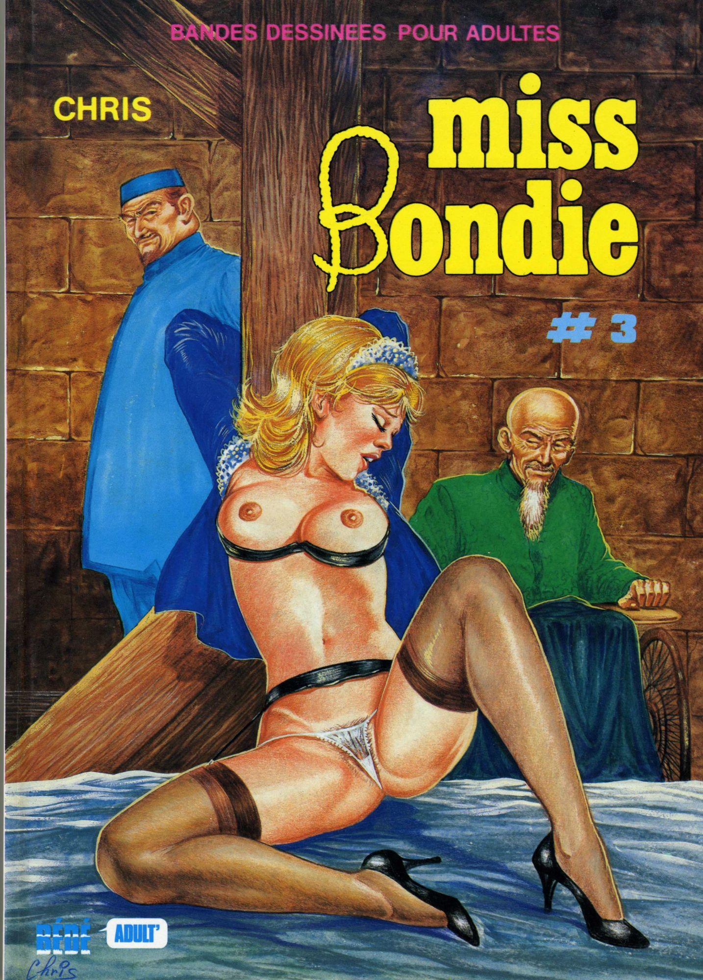 Miss Blondie, tome 3