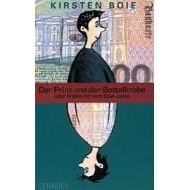 Der Prinz und der Bottelknabe - Kirsten Boie