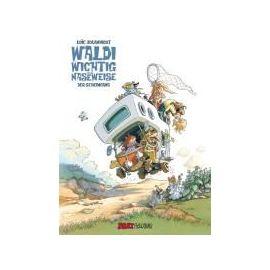 Waldi Wichtig und die Naseweise 01. Der Geheimgang - Loic Jouannigot