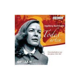 Todesarten. 4 CDs - Ingeborg Bachmann