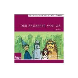 Der Zauberer von Oz. 2 CDs