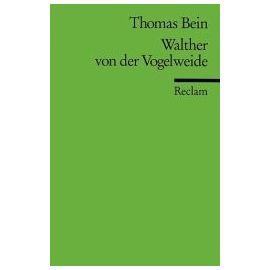 Walther von der Vogelweide - Thomas Bein