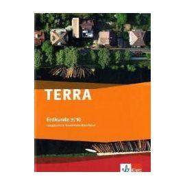 TERRA Erdkunde für Nordrhein-Westfalen - Ausgabe für Hauptschulen. Schülerbuch 9./10. Schuljahr. Mit CD-ROM