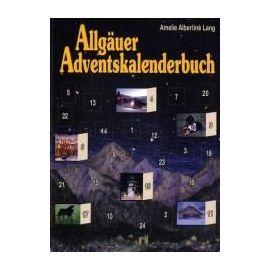 Lang, A: Allgäuer Adventskalenderbuch