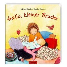 Hallo, kleiner Bruder - Sandra Grimm