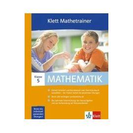 Klett Mathetrainer, 5. - Klasse, 1 Cd-Rom - Anonyme