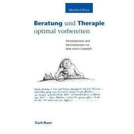 Prior, M: Beratung/Therapie optimal vorbereiten