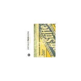 Garrofé, J: Antique packaging