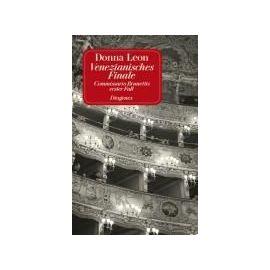 Venezianisches Finale - Donna Léon