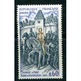 FRANCE ANNée 1968 N° 1579 NEUF** JEANNE D
