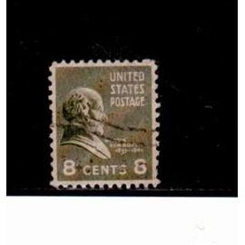 Yt Usa 1938-02 N° 378 - Van Buren