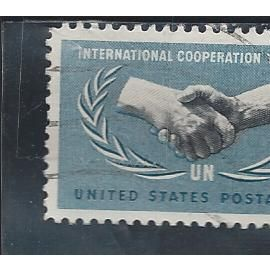 YT Usa 1965-02 N° 783 - Nations unies