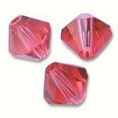 GREIGE 5328 XILION 25 Perles Toupies 4mm Cristal de Swarovski