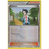 Tcheren Reverse-N/&B:Explorateurs Obscurs-91//108-Carte Pokemon Neuve France
