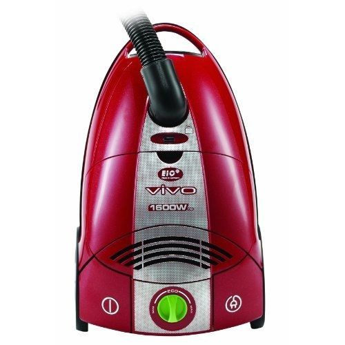 blupalu I Sac aspirateur pour aspirateur Eio Vivo 1700 Watt 1700W I 20 pi/èces I avec Filtre /à poussi/ères Fines