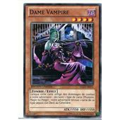 VF//Super YUGIOH LOT DE 3 Domestique Vampire  DASA-FR002