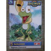 Carte Digimon Digimonde cruel !!!