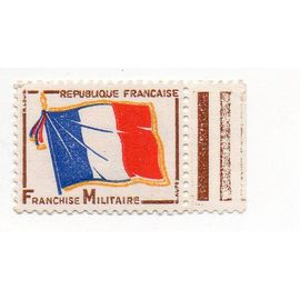 Timbre Franchise Militaire 1964 neuf