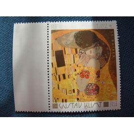 timbre neuf Gustav Klimt 2002 3461