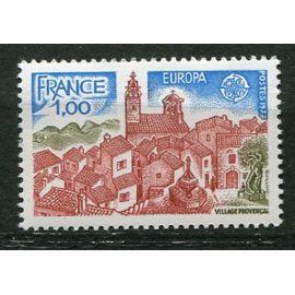 FRANCE année 1977 N° 1928 NEUF**EUROPA VILLAGE ¿ROVENçal