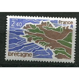 FRANCE année 1977 N° 1917 NEUF**Régions la bretagne