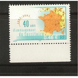 TIMBRE NEUF DE FRANCE ANNEE 2003 N° 3543