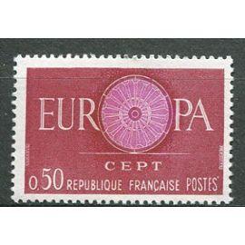FRANCE année 1960 N°1267 NEUF**EUROPA