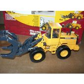 1//50 Engin TP Tractopelle Chargeur Volvo L150C Neuf Boite Cararama