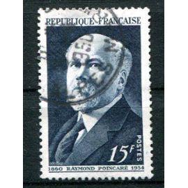 FRANCE année 1950 N° 864 OBL RAYMOND POINCAré