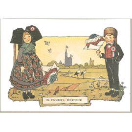 Carte Postale Alsace Humour.Carte Postale Moderne Illustree Par Hansi 1873 1951 L Alsace Merveilleuse De Hansi L Alsace Heureuse