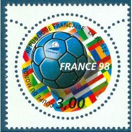 France 1998 - Coupe du Monde 1998 - 3.00 F - YT 3139 - Neuf **